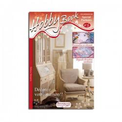 Hobby-book pochoirs stampéria