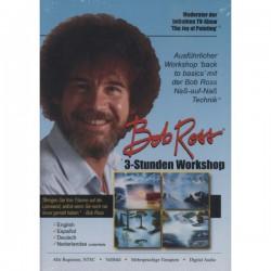 3h00 de peinture avec Bob Ross®