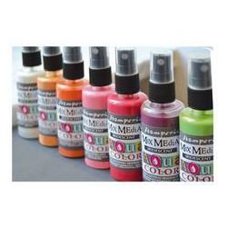 Encre en spray Aquacolor stampéria