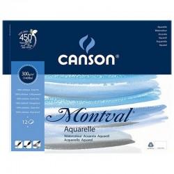Papier aquarelle Montval