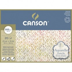 Papier Aquarelle Canson...