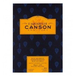 Canson Héritage grain fin.