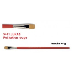 Pinceaux plat 5444 Lukas